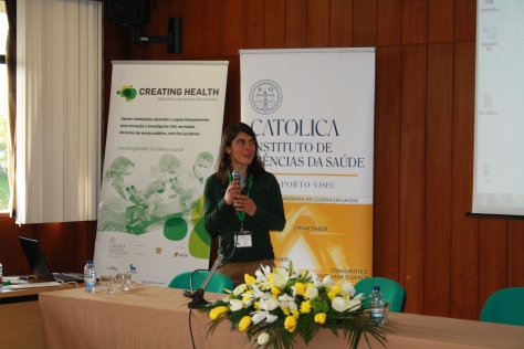 apresentação creating health