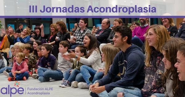 III Jornadas da Acondroplasia, Novembro 2017