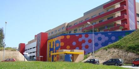 hospital pediátrico de Coimbra