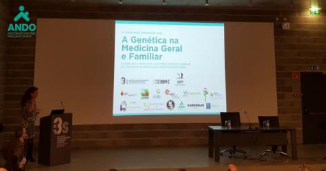 A Genética na Medicina Geral e Familiar 2018