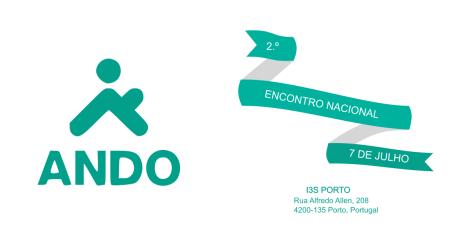 2º Encontro Nacional ANDO 7 de Julho, i3S Porto