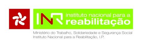 Logo INR instituto Nacionla de reabilitação
