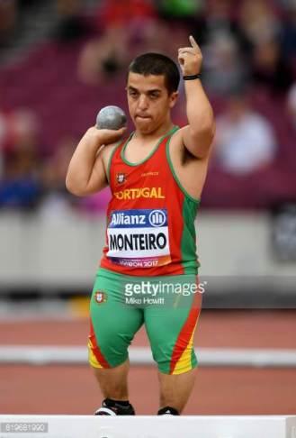 Miguel Monteiro - Getty Images Mark Hewitt Jogos Paralímpicos 2016